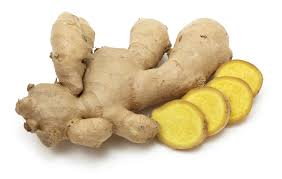 Ginger removes Gastric